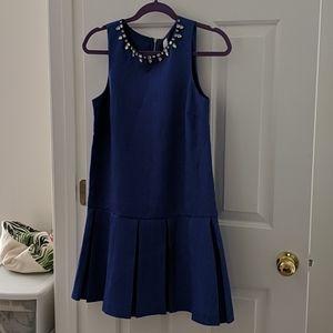 Kensie blue dress